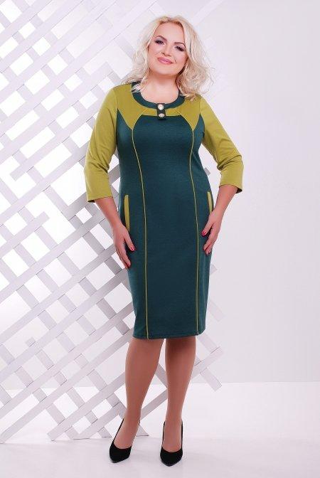 Купить платье батал недорого