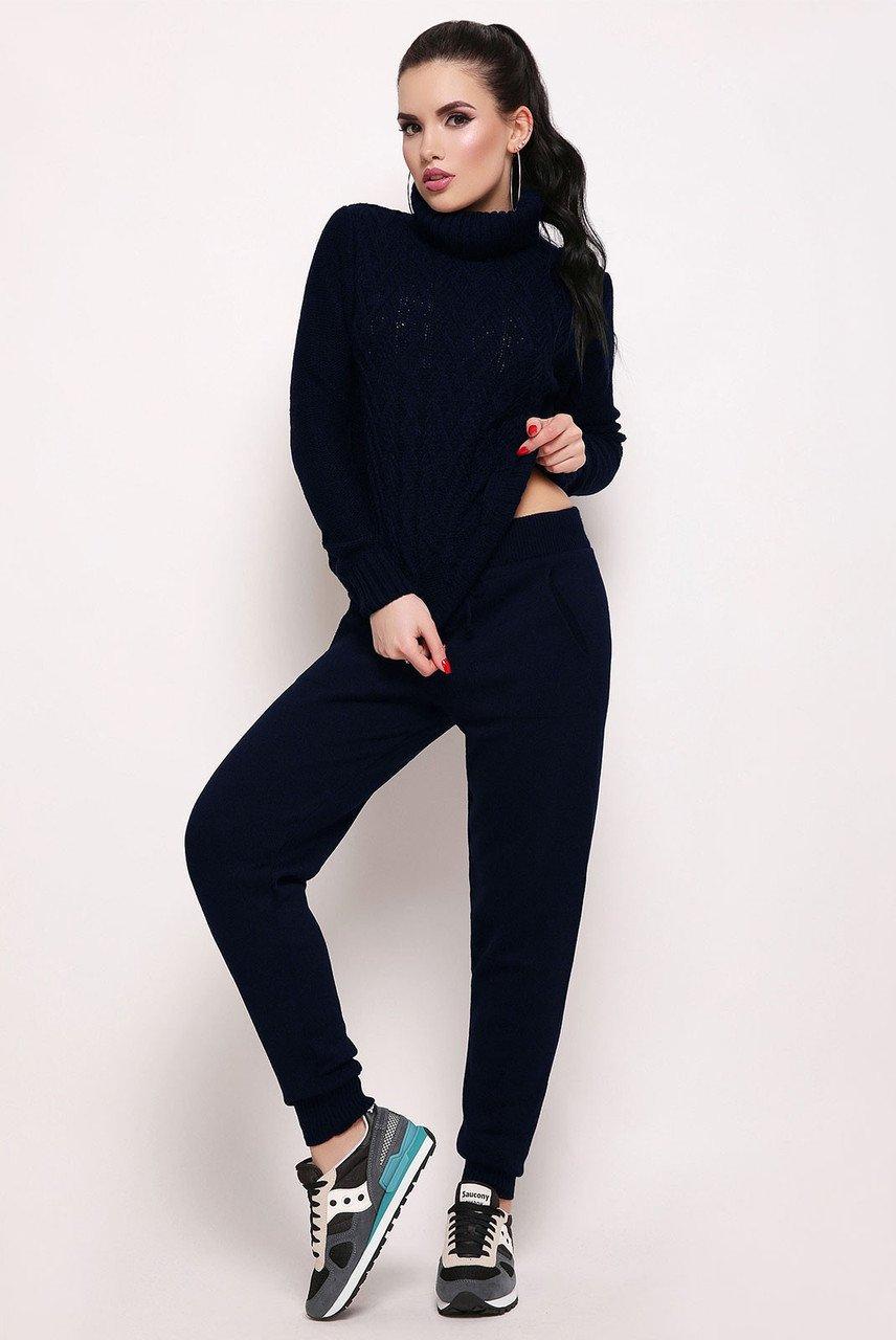 Темно-синий костюм Хинза - купить недорого — Donna Bella - A-Хинза-9-42 9e427dfd83c50