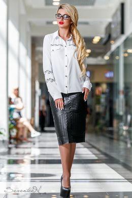 73bd458c8d7 Черная юбка 2294 - купить недорого — Donna Bella - 2294-44