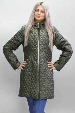 Жіноча куртка Саманта2 хакі - купити недорого — Donna Bella - MF ... f746f71557792