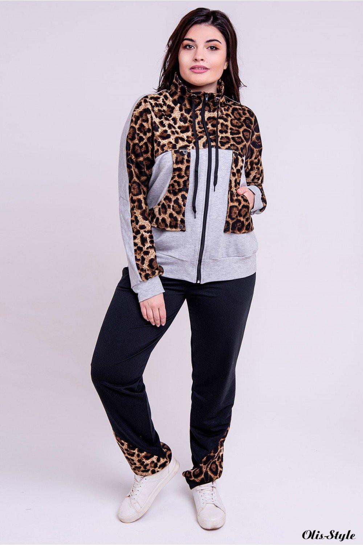aec4d290e2ba6 Спортивные костюмы женские больших размеров ✧ купить недорого в ...