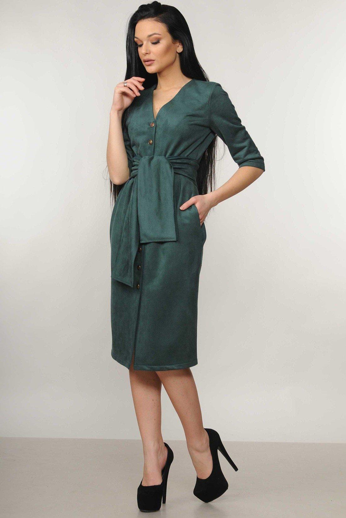 49d0d24875a9d0 Замшеве плаття ❁ купити сукню зі штучної замші недорого в інтернет ...