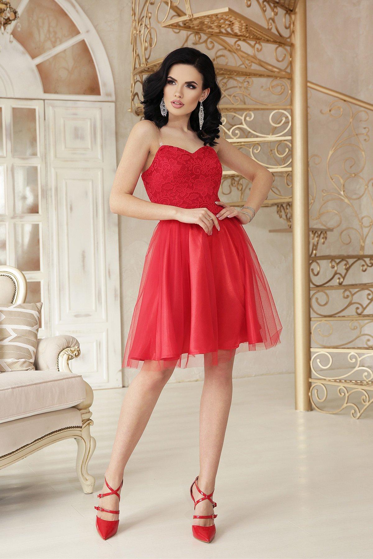 757e532a0ae Червоні сукні жіночі купити недорого онлайн