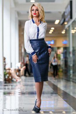 df95fc78c61 Темно-синяя юбка 2292 - купить недорого — Donna Bella - 2292-44