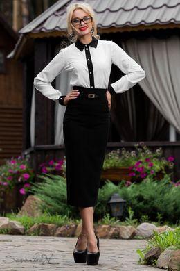 7ee9706e9fd Женская обтягивающая юбка-карандаш 1839 - купить недорого — Donna ...