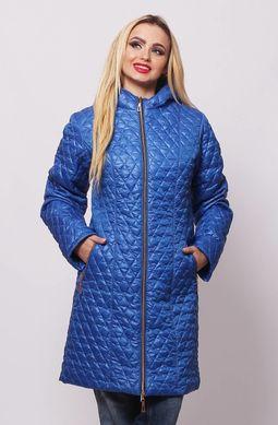 93136b0e885f Женская куртка КС-13 электрик - купить недорого — Donna Bella - MF ...