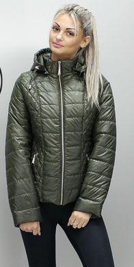 Осіння куртка КМ1 хакі - купити недорого — Donna Bella - MF-КМ1-4-40 cf0dca8e8815a