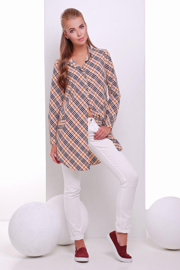 Сукня-сорочка з довгим рукавом Taylor бежевий - купити недорого ... 9915bcac06978