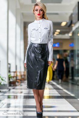 09c9f11a197 Черная юбка 2290 - купить недорого — Donna Bella - 2290-44
