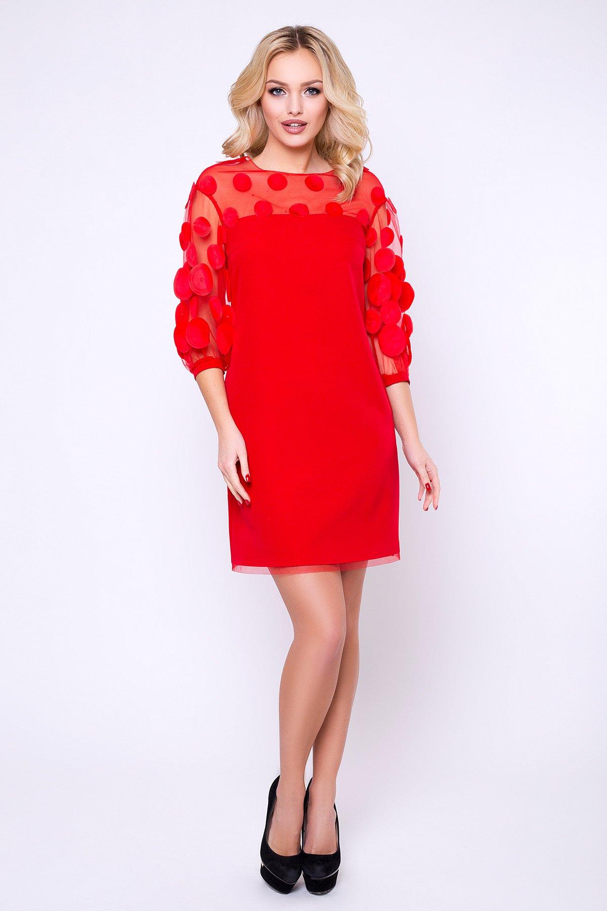 Червоні сукні жіночі купити недорого онлайн 999d34c4ff2fa
