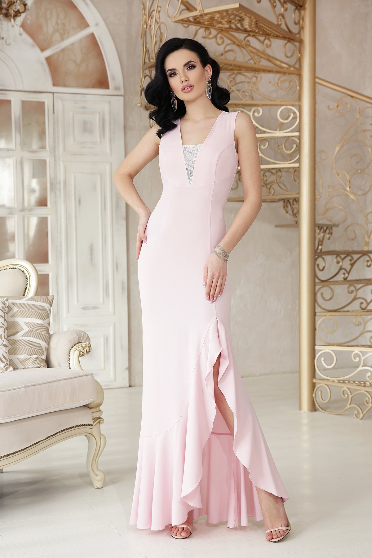 ba10bb44b51c581 Длинные вечерние женские платья купить недорого онлайн