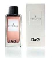 №103 Anthology L`Imperatrice 3 D & G SunSplash