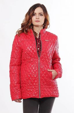 Жіноча червона куртка 2-Р - купити недорого — Donna Bella - MF-2Р-9-44 0b182169a5ba7