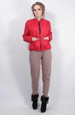 Жіноча червона куртка К-39 - купити недорого — Donna Bella - MF-К39 ... b986aca95b348