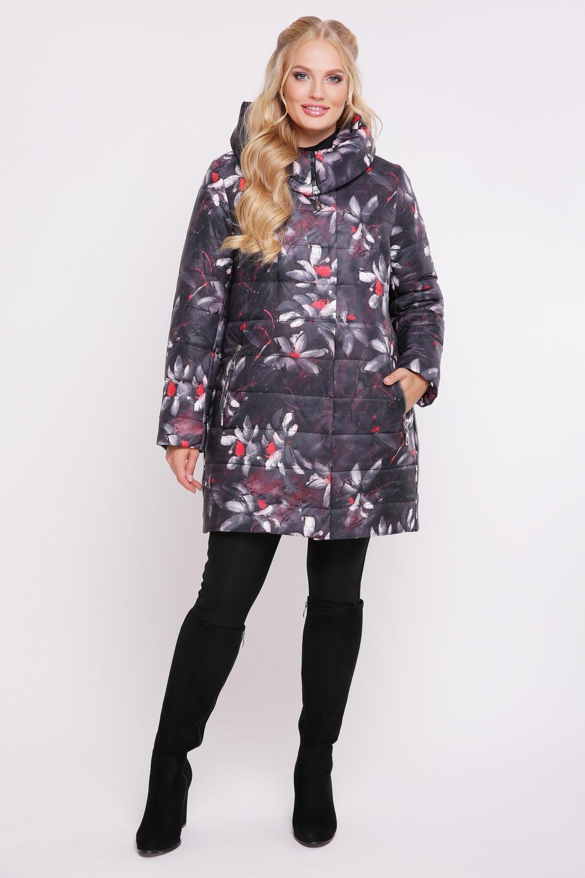 2b5c65e01147 Демисезонная одежда больших размеров  куртки, плащи, пальто