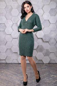 В язані плаття ❅ купити теплі в язані сукні недорого в інтернет ... 7e0b55f351b5d