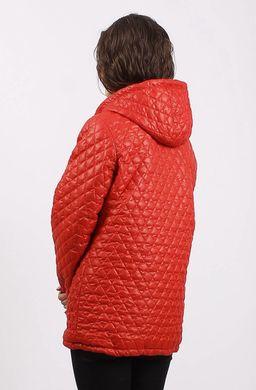 e6c65aa9b98 Весенняя красная куртка Джина - купить недорого — Donna Bella - MF ...