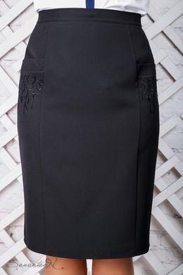585674348b5 Черная юбка 2313 - купить недорого — Donna Bella - 2313-50