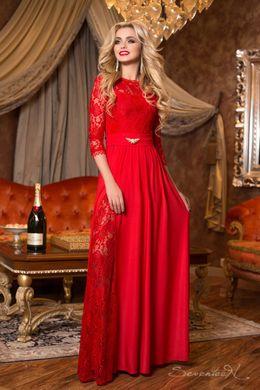 Червоне вечірнє плаття до підлоги 1982 - купити недорого — Donna ... f0f28b23fbd4f