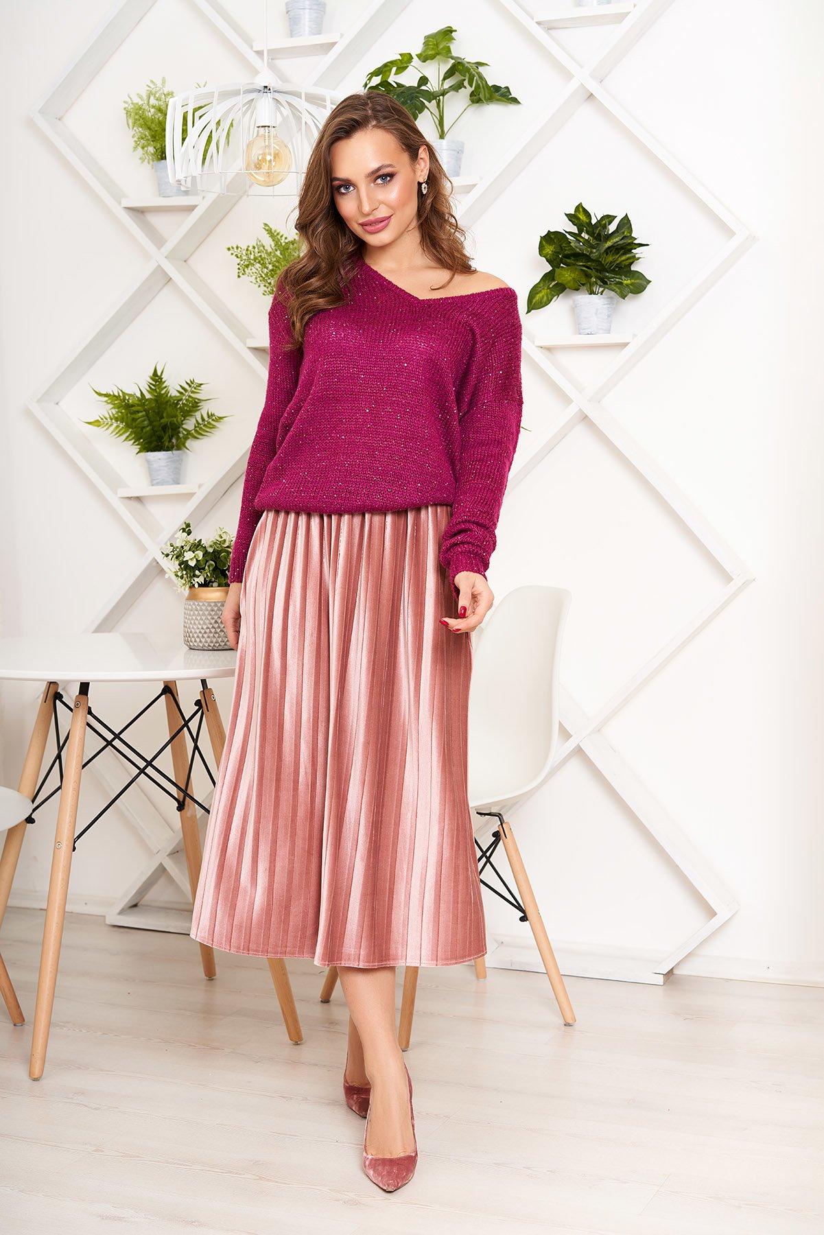 477cedefa66 Розовая юбка L-170 - купить недорого — Donna Bella - А-L170-2-44