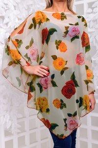 02bb8c6cc81 Расклешенное платье свободного кроя купить в Украине цена от 370 грн.