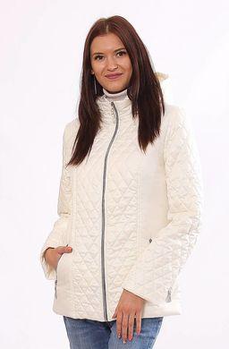Комбінована куртка Murenna ваніль - купити недорого — Donna Bella ... 4c570ff0d7592