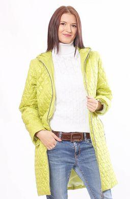 9535377e694c Женская куртка КС-13 лайм - купить недорого — Donna Bella - MF-КС13-1-40