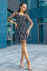 cb88d0e4f5cd7d ❈Чорне плаття❈ купити чорну сукню недорого, хороші ціни і доставка ...